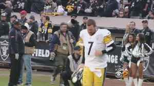 'I Wanted To Be Out There': Big Ben Claims Old X-Ray Machine Delayed Return To Game [Video]