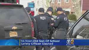 Teen At Queens High School Slashed [Video]