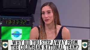 Planet Futbol: Melissa Ortiz Explains Why She Left The Colombian National Team [Video]
