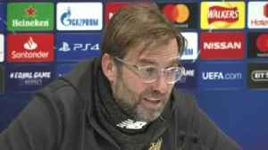 Klopp: We left our hearts on the pitch [Video]