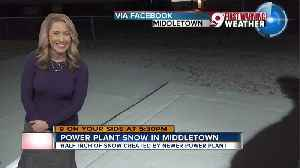 Why it snowed only in Middletown overnight [Video]