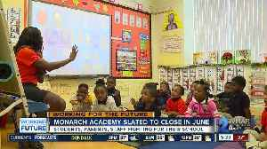 Monarch Academy Baltimore families, staff fight to keep school open [Video]