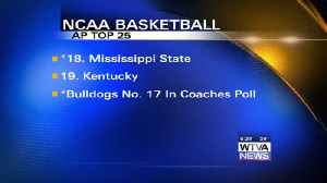 Bulldogs in Top 20 of both polls [Video]