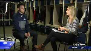 Marco Gonzales on Mariners trades and message for fans [Video]