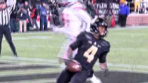 Rondale Moore named first-team Associated Press All-American [Video]