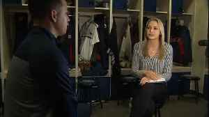 Seattle Mariners pitcher Marco Gonzales full sit-down interview [Video]