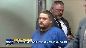 Police ID suspect in Visions nightclub shooting [Video]