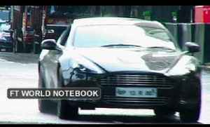 India's Rich Take To Luxury Cars - Aston Martin | FT World Notebook [Video]