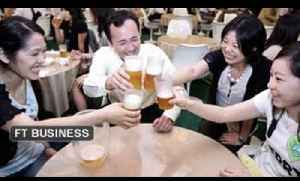 Japanese beer industry losing its fizz [Video]
