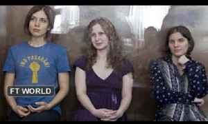 Pussy Riot punk trio found guilty [Video]
