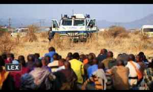 Mining clash blow for platinum industry [Video]