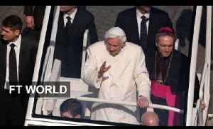 Pope addresses final papal audience [Video]