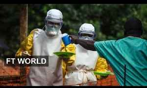 Ebola sparks W Africa epidemic fears [Video]