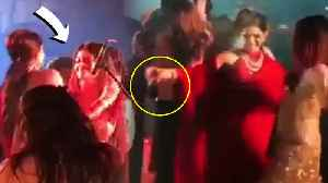 DRUNK Deepika Padukone, Aishwarya Rai DANCE At Isha Ambani Sangeet Party [Video]