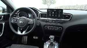 Kia Ceed Interior Design in Dark Penta Metal [Video]