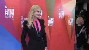 Nicole Kidman donates $500,000 to United Nations fund [Video]