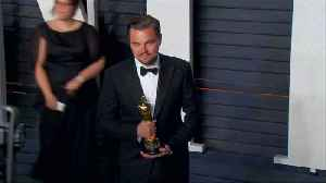 Leonardo DiCaprio reportedly hands over Brando's Oscar gift to Federal Agents [Video]
