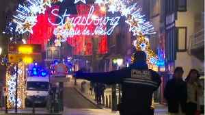 France: Police Hunt For Christmas Market Terrorist [Video]