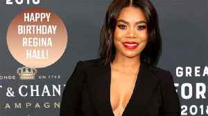 A look back at Regina Hall's most iconic roles [Video]