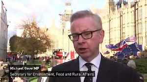 Gove: 'I want to PM to win confidence vote handsomely' [Video]