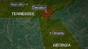 News video: Earthquake jolts people in Tennessee, Georgia
