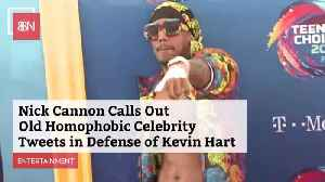 Nick Cannon Shows Strong Support For Kevin Hart [Video]