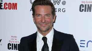 Bradley Cooper Breaks One Of The Cardinal Rules of Men's Fashion [Video]