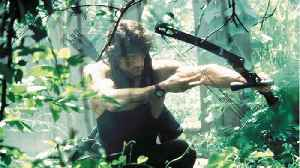Sylvester Stallone Shares Photo Of 'Rambo V' Bow And Arrow In Action [Video]