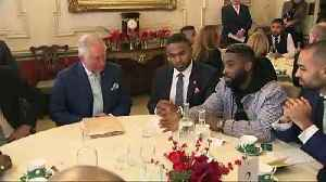 Prince Charles and Prince Harry host youth crime debate [Video]