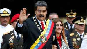 Venezuela's Maduro Accuses U.S. Of Plotting To Assassinate Him [Video]