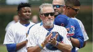 Cubs Manager Joe Maddon Reads 'Managing Millennials For Dummies' To Connect With Players [Video]