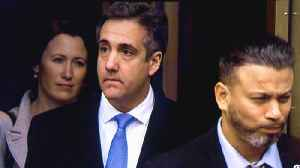 Former Trump attorney Michael Cohen sentenced to 3 years in prison [Video]