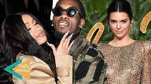 Cardi B Considering Getting Back With Offset! Kendall Jenner Posts Anonymous LOVE LETTER!   DR [Video]