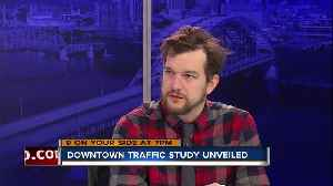Downtown traffic study leaves City Council with more questions [Video]