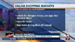 Holiday Online Shopping Tips [Video]