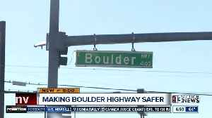 Southern Nevada transportation leaders seek improvements to Boulder Highway [Video]