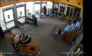 Woodland Park police release surveillance video of missing Kelsey Berreth from day of disappearance [Video]