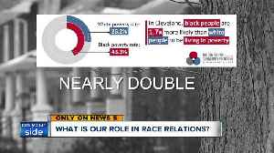 Report on racial disparity sparks discussion about media and race [Video]