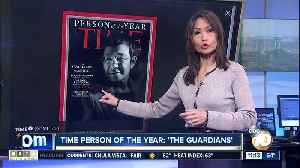 Time person of the year: The Guardians [Video]