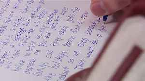 Lordstown students write letters to GM to keep plant open [Video]