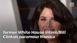 Monica Lewinsky Breaks Silence, Reveals the Horrific Thing Bill Clinton Really Did to Her [Video]
