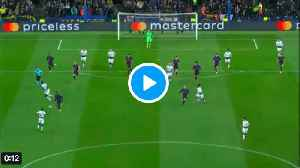 Gol de Dembele vs Tottenham [Video]