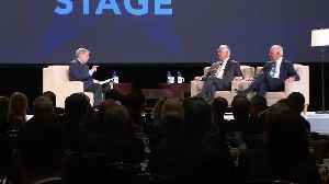 Raw Video: Former Secretaries Of State James Baker And Rex Tillerson Speak In Dallas [Video]