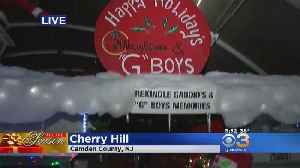McNaughton's Garden Center In Cherry Hill Going Big For The Holiday Season [Video]