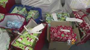 L.I. Salvation Army Overwhelmed By Goodwill [Video]