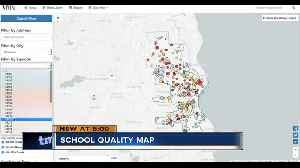 New school quality map helps parents compare MPS schools [Video]