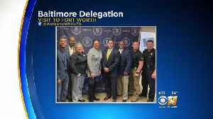 Baltimore Council Members Come To Fort Worth To Vet Chief Fitzgerald For Police Commissioner [Video]