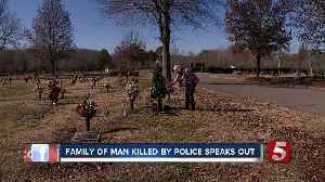 Family of man killed by Fairview officers wants changes [Video]