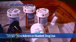 Police, Schools Cracking Down On Student Drug Use [Video]