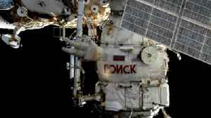 Russian Cosmonauts Go On Spacewalk To Solve Mystery [Video]